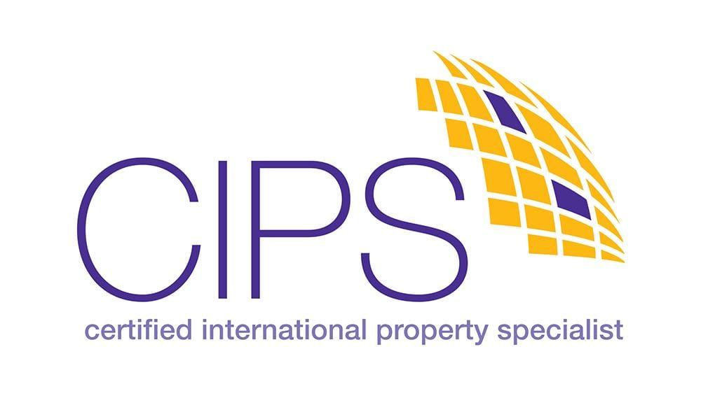 logo international property specialist